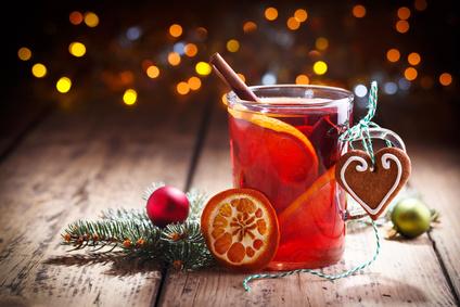 Weihnachtsmarkt - Leckerer Glühwein
